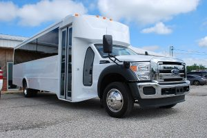 22 Passenger Party Bus Rental Orlando