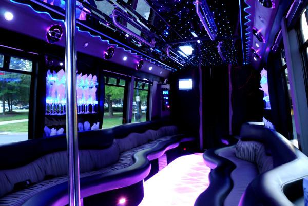 22 Seater Party Bus Orlando Florida