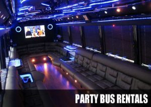 Bachelor Party Buses in Orlando