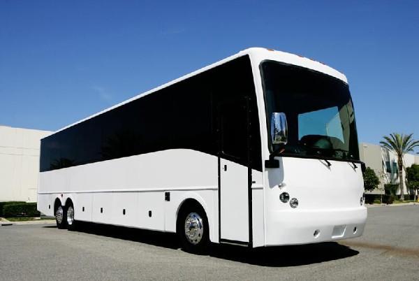 Coach Bus Rental Orlando