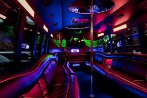 Party Bus In Orlando Rental