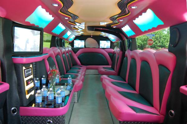 Prom Hummer Limo Orlando