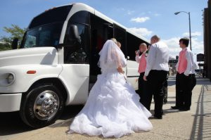 Wedding Party Limo Rental