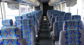30 person shuttle bus rental Union Park