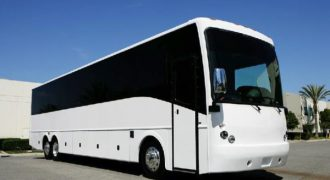 40 passenger charter bus rental Union Park
